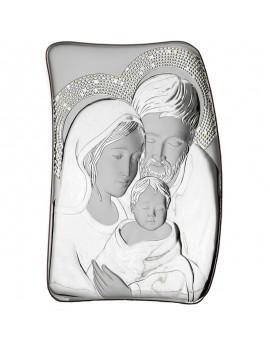 Obrazek srebrny Święta Rodzina AE0210/4