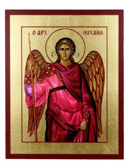 Ikona Złocona Michał Archanioł IK B-13
