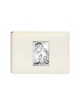 Album Na Zdjęcia Wraz Z Obrazkiem Pamiątka Pierwszej Komunii Świętej 6493/O