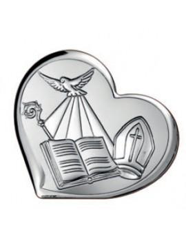Obrazek srebrny Pamiątka Bierzmowania 6537/1