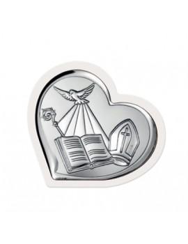 Obrazek srebrny Pamiątka Bierzmowania 6537/1W