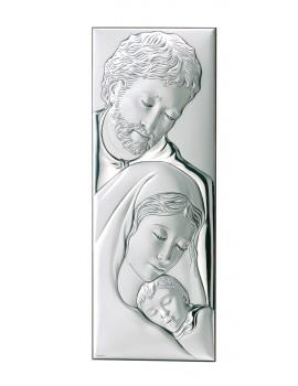 Obrazek srebrny  Święta Rodzina       749 7