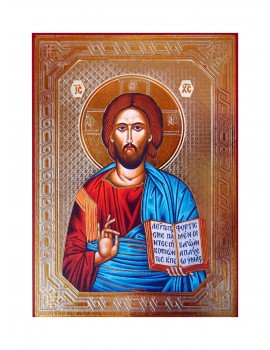 Ikona Chrystus Pantokrator C23/40P