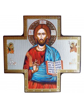 Ikona Chrystus Pantokrator C652/3