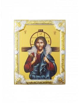 Ikona Prosta Chrystus Dobry Pasterz IK1B-06R