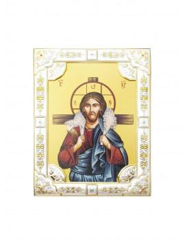 Ikona Prosta Chrystus Dobry Pasterz IK1C-06R