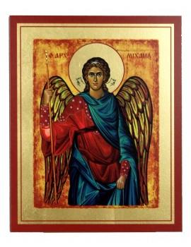 Ikona Złocona Michał Archanioł IK B-12