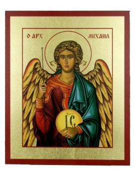 Ikona Złocona Michał Archanioł  IK C-14